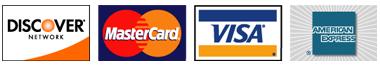 Card Acceptance Logos